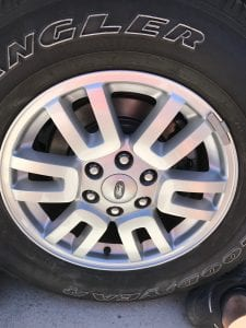 Wheel Repair After Photo - Image 1286