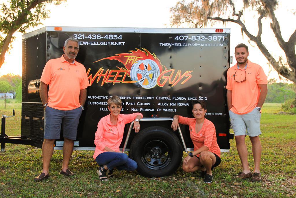 The Wheel Guys Family - Rim Repair Florida