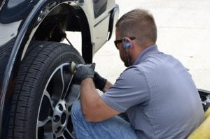 Houston Fisher - The Wheel Guys - Rim Repair Specialists